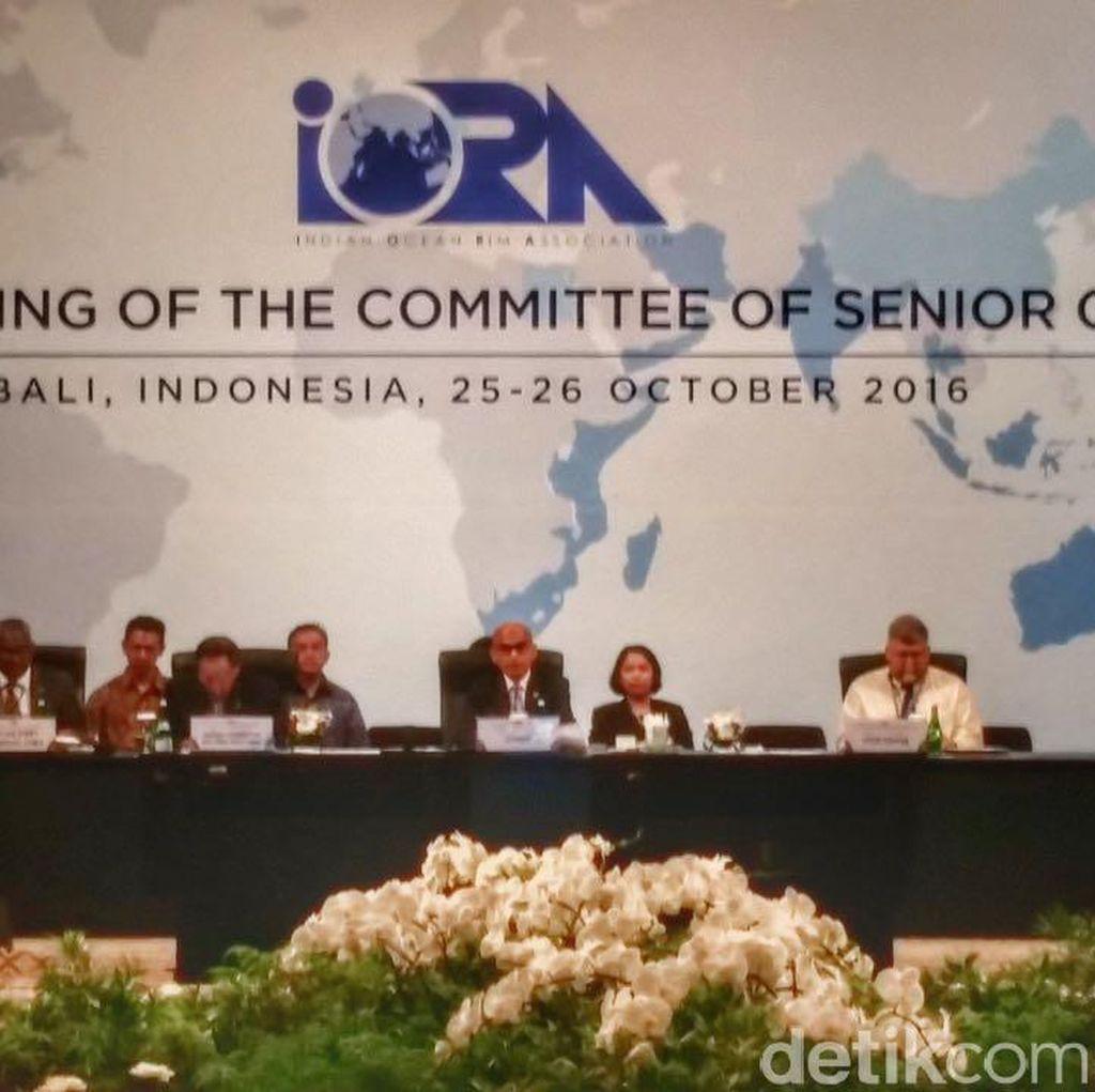 Jadi Tuan Rumah, Indonesia Dorong Pengesahan IORA Concord