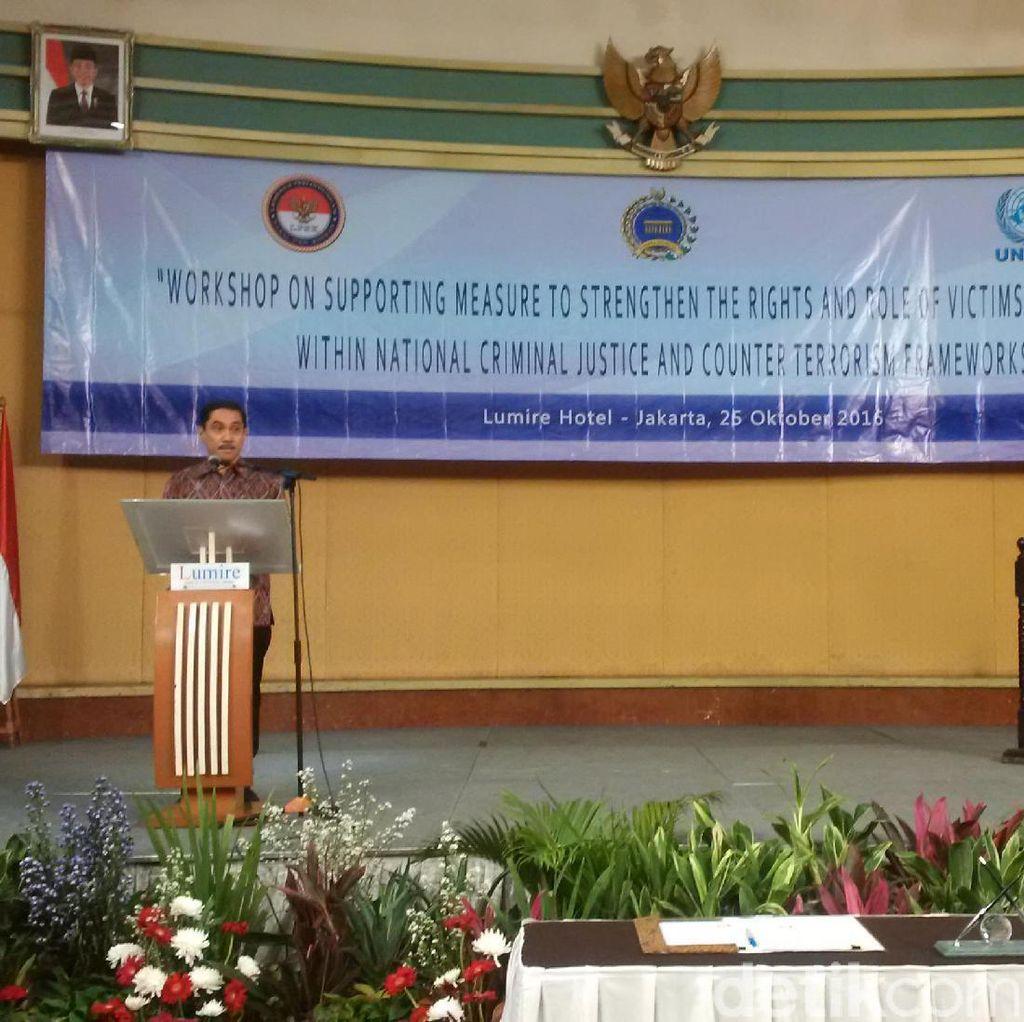 Kepala BNPT: Terorisme Masuki Dimensi Baru