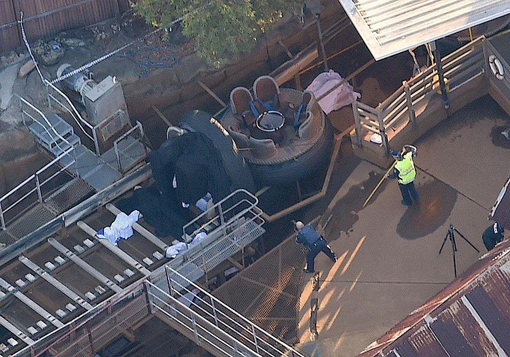 2 Anak Selamat dalam Insiden di Dreamworld Australia yang Tewaskan 4 Orang