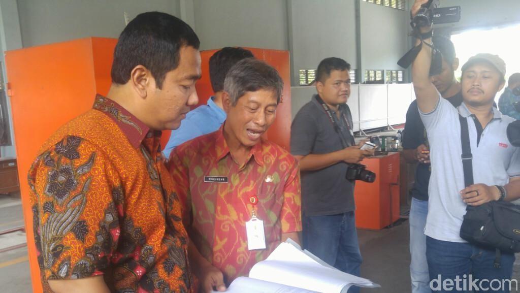 Wali Kota Semarang Sidak ke Tempat Uji Kir