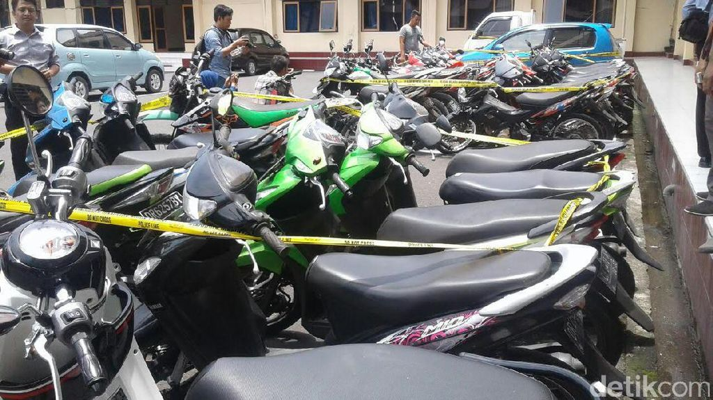 79 Penjahat Street Crime di NTB Ditangkap, Mayoritas Pelaku Incar WNA
