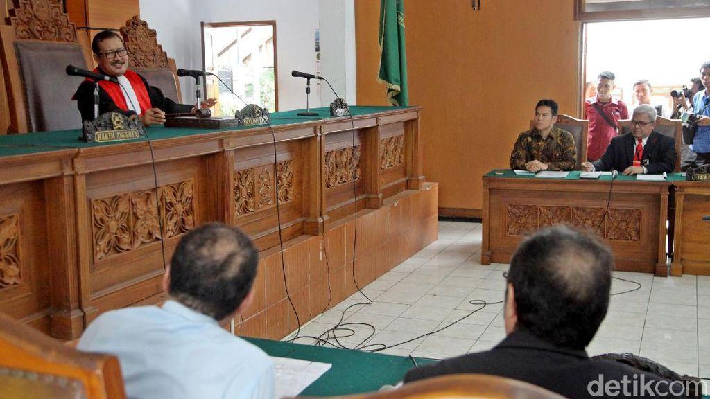 Dipraperadilankan, KPK Siap Tangkis Tudingan Irman Gusman