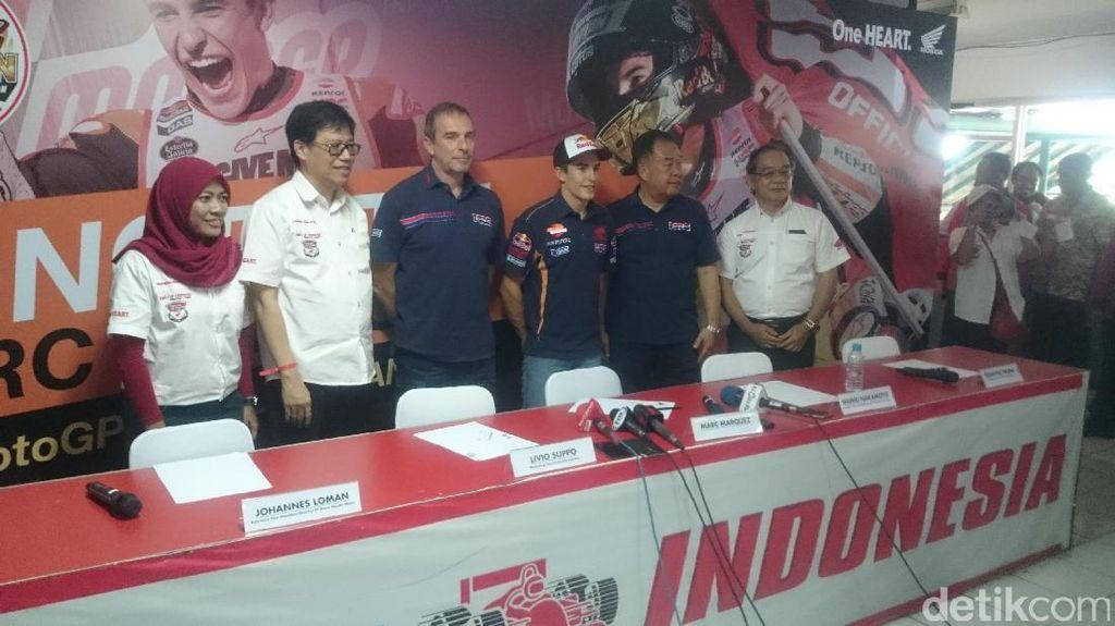 Marquez: MotoGP Musim Ini Lebih Kompetitif dan Menyenangkan