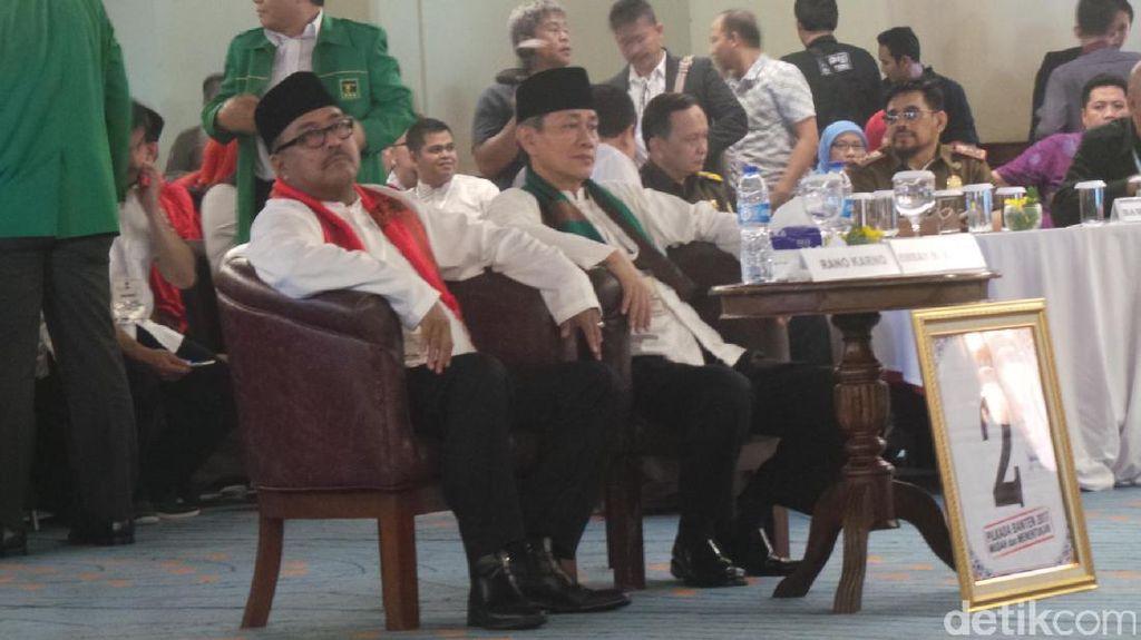 Nomor Urut 2 di Pilkada Banten, Rano Karno akan Kampanye Salam 2 Jari
