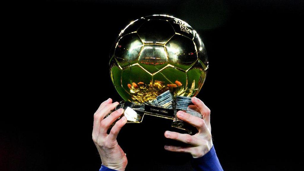 Inilah 30 Kandidat Peraih Ballon d'Or 2016