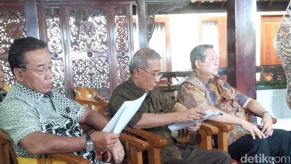 SBY Jelaskan Dokumen TPF Munir Bersama Sejumlah Eks Pejabat