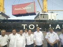 Menhub: Kapal Tol Laut ke Natuna Angkut Sembako, Pulang ke Jakarta Bawa Ikan