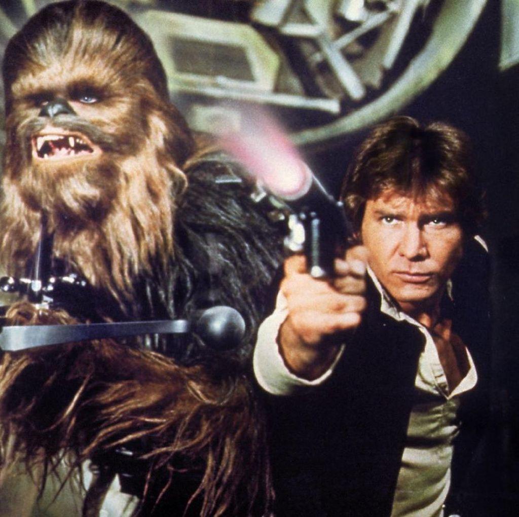 Sejarah Millenium Falcon di Film Han Solo
