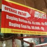Sudah Ada Daging Kerbau Impor Rp 60.000/Kg, Harga Sapi Masih Rp 120.000/Kg