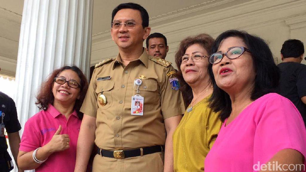 Ahok Tak Khawatirkan Pembahasan APBD di Tangan Plt Gubernur