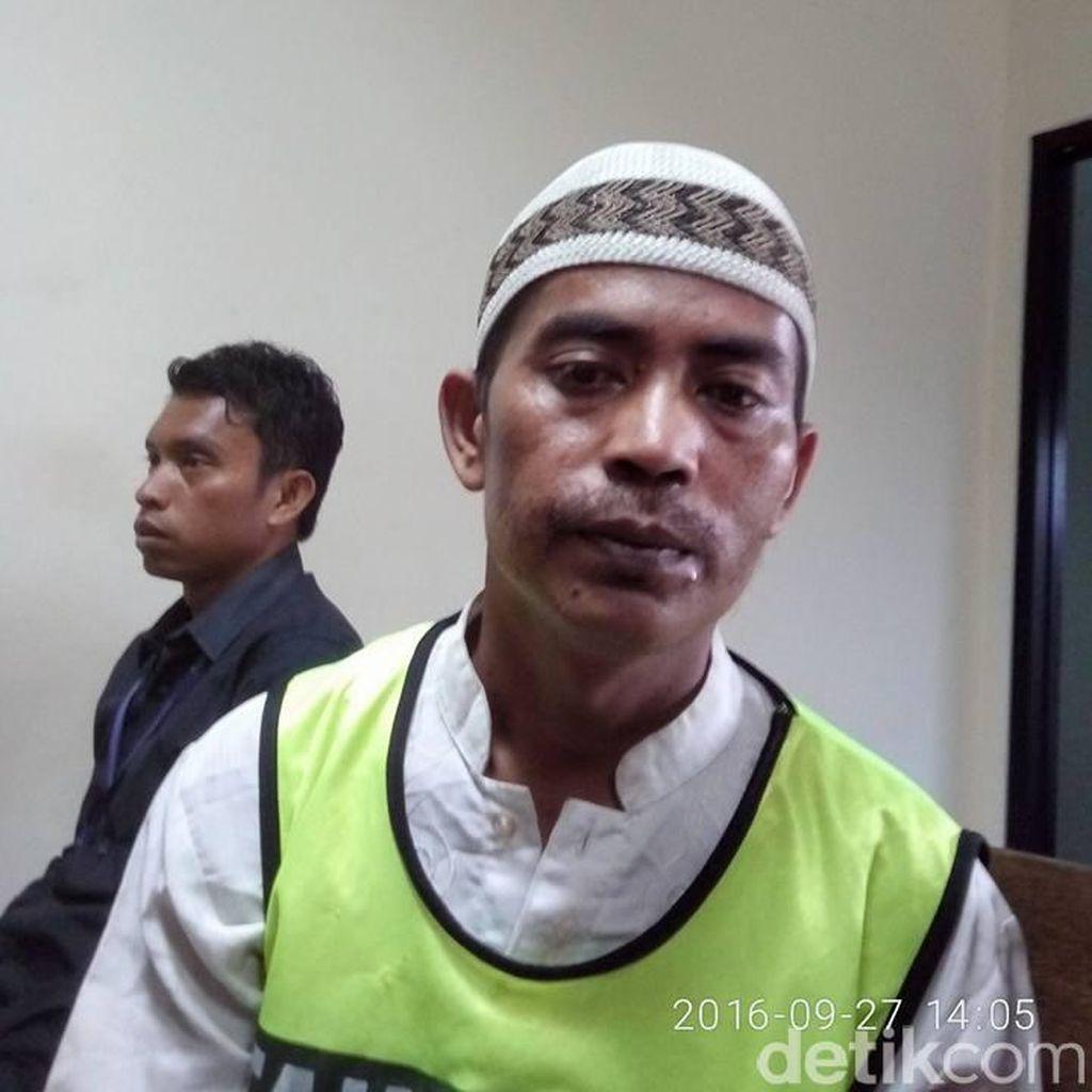 Terancam 15 Tahun Bui, Ini Pasal yang Menjerat Tajudin Si Tukang Cobek