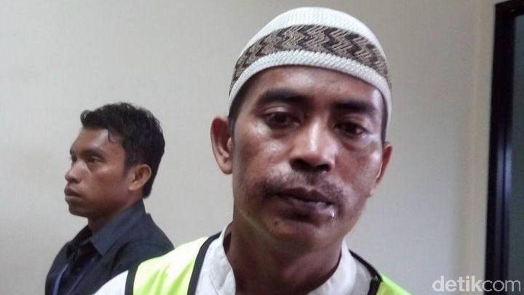Dituduh Eksploitasi Anak, Tukang Cobek Keliling Terancam 15 Tahun Bui