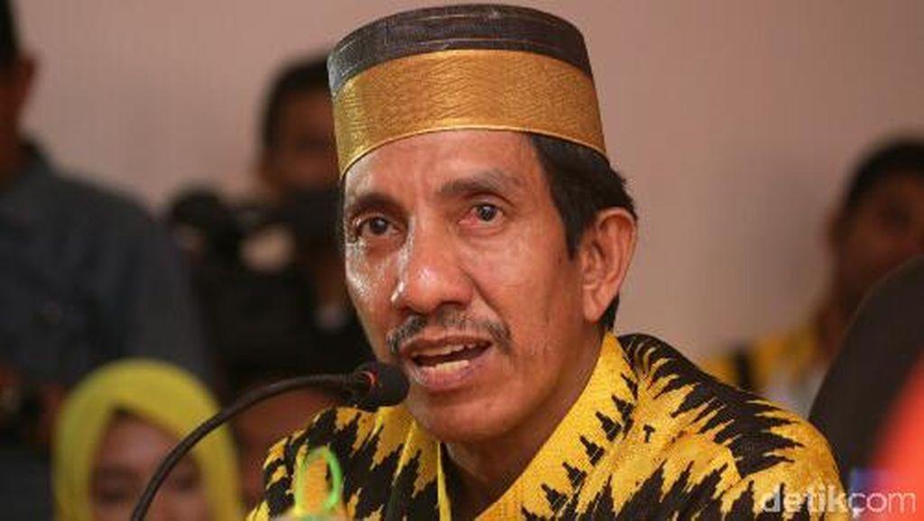 Bupati Takalar Jadi Tersangka Korupsi Penjualan Lahan Transmigrasi