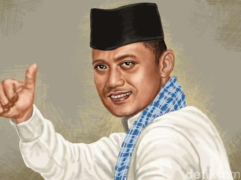 Agus Yudhoyono: Tanggung Jawab Masa Emas Indonesia Ada di Pemuda Saat Ini