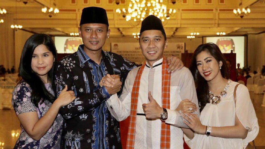 Agus Yudhoyono Soal Pemberantasan Korupsi: Jangan Tebang Pilih