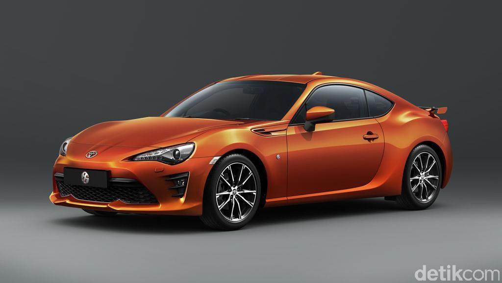 Toyota Luncurkan Mobil Sport 86 Versi Terbaru di Indonesia