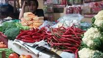 Cabai Merah Tembus Rp 80.000/Kg di Pasar Tebet