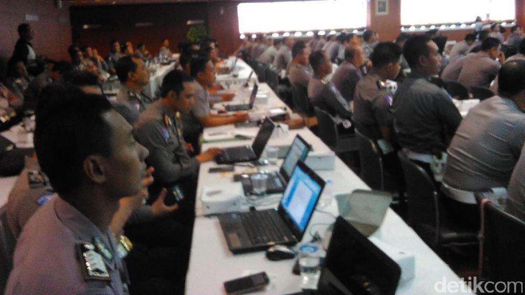 Cegah Calo SIM, Polisi akan Launching Aplikasi Tilang Elektronik