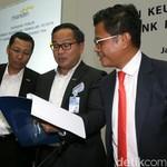 Bank Mandiri Telah Tampung Dana Tax Amnesty Rp 18 Triliun