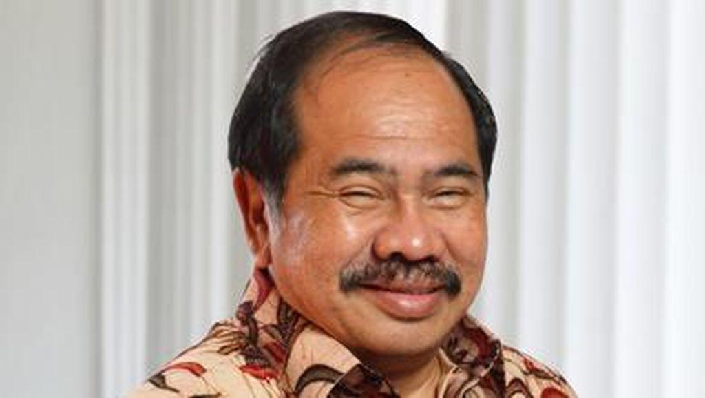 Jokowi Lantik Kiagus Ahmad Badaruddin Jadi Kepala PPATK Hari Ini
