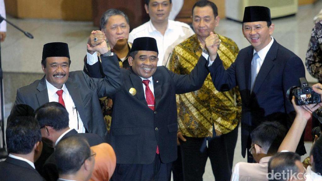 Plt Gubernur Soni Punya Gaya Beda dari Ahok untuk Pimpin DKI