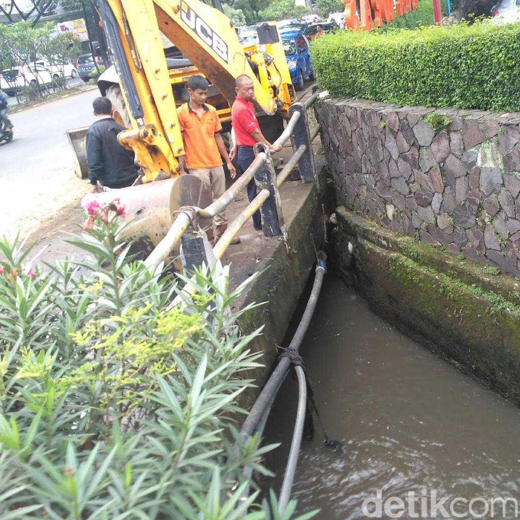 Cegah Banjir Pasteur Terulang, Jembatan Depan Hotel Topas akan Dibongkar