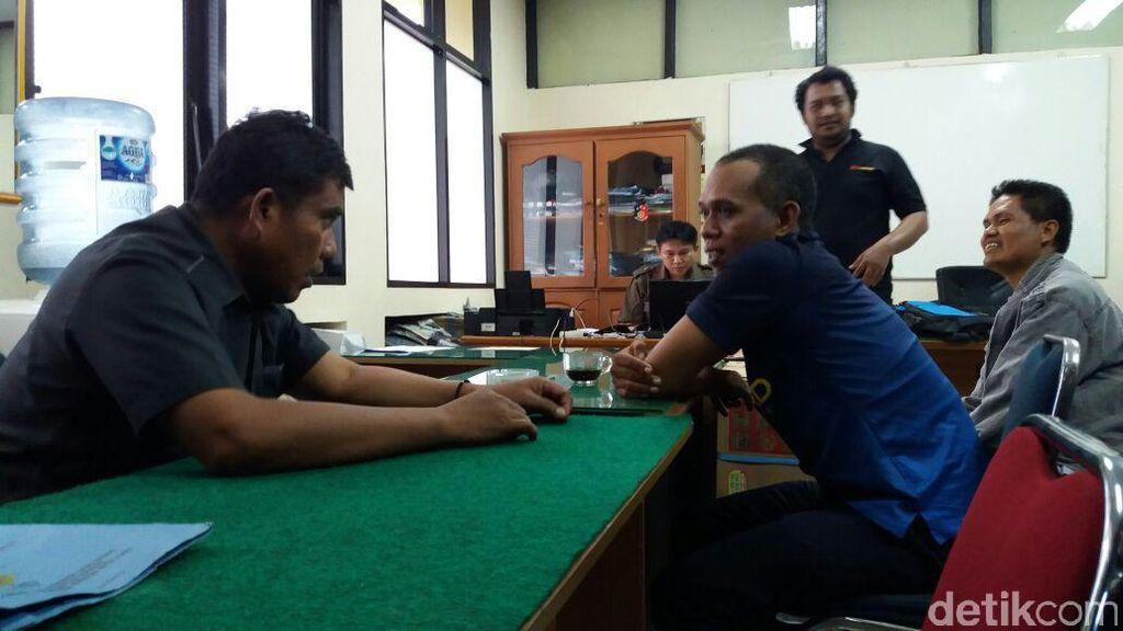 Polda Sulsel Tangkap 2 Mandor Pelabuhan Soekarno-Hatta Terkait Dwell Time