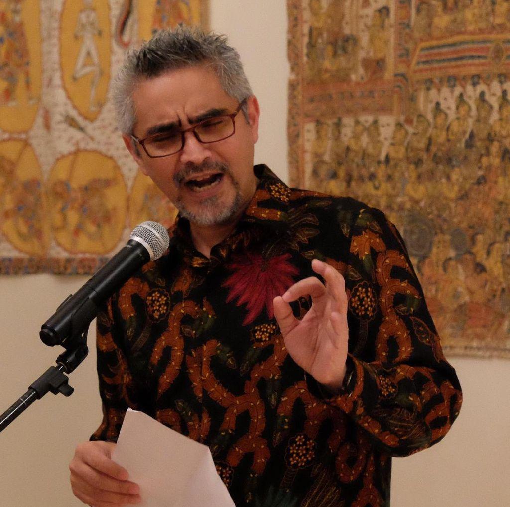 Kenalkan Budaya Indonesia, KJRI New York Pamerkan Lukisan Kuno Bali