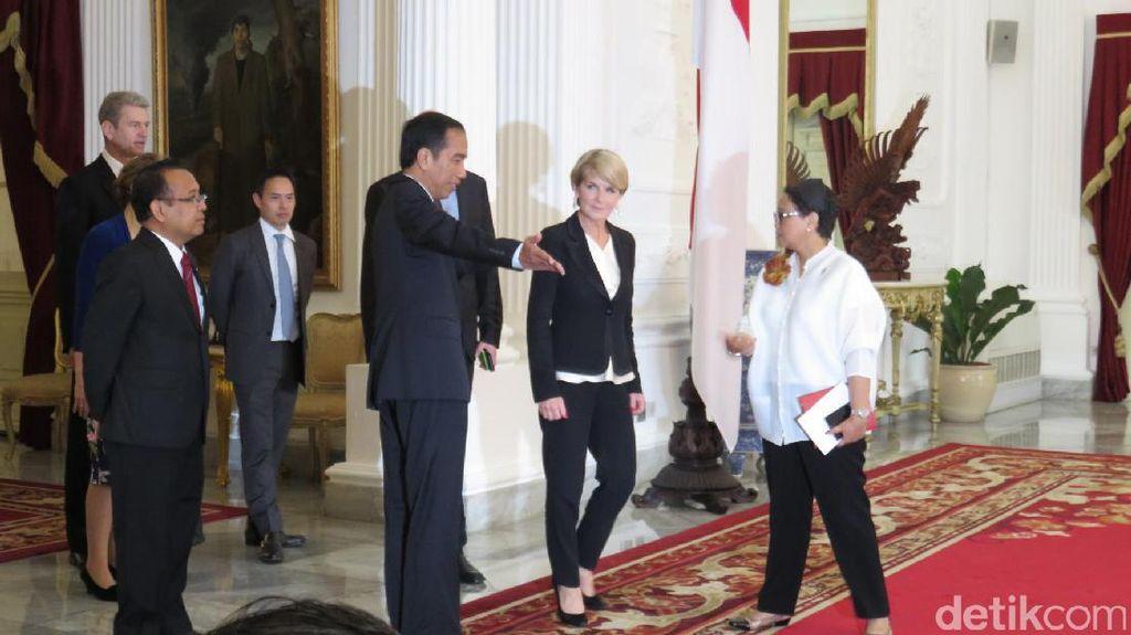 RI dapat Dukungan Menlu Australia Jadi Anggota Tidak Tetap Dewan Keamanan PBB