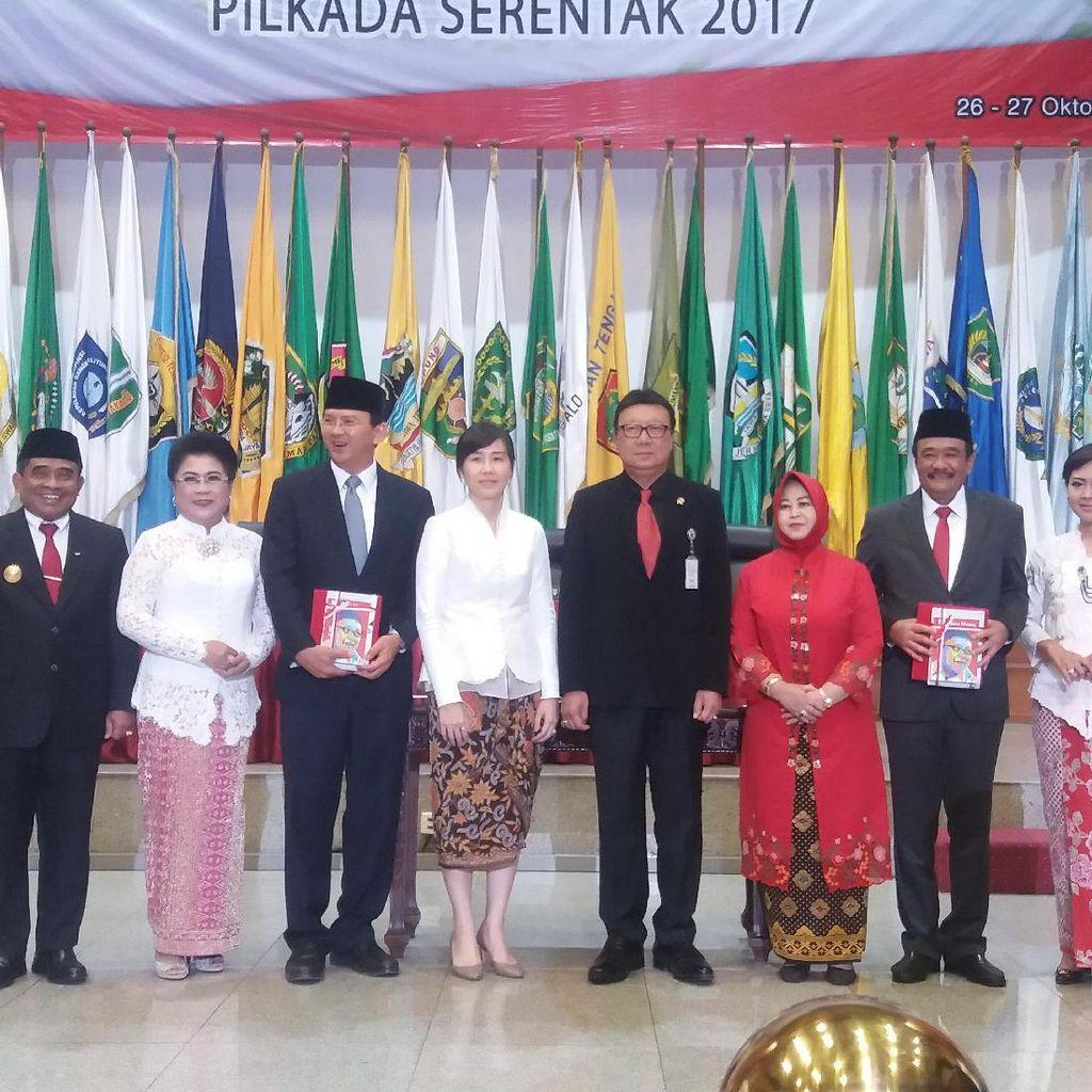 Soni Sumarsono Resmi Jadi Plt Gubernur DKI Selama Ahok Cuti Kampanye
