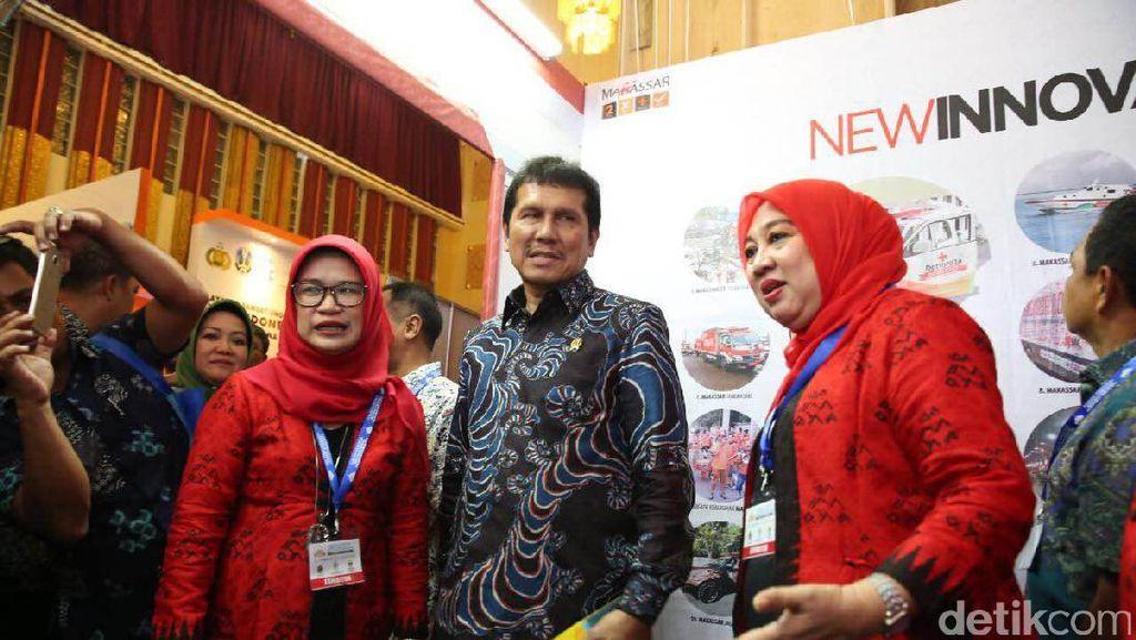 Forum Inovasi Pelayanan Publik, Makassar Pamerkan Kecanggihan Homecare