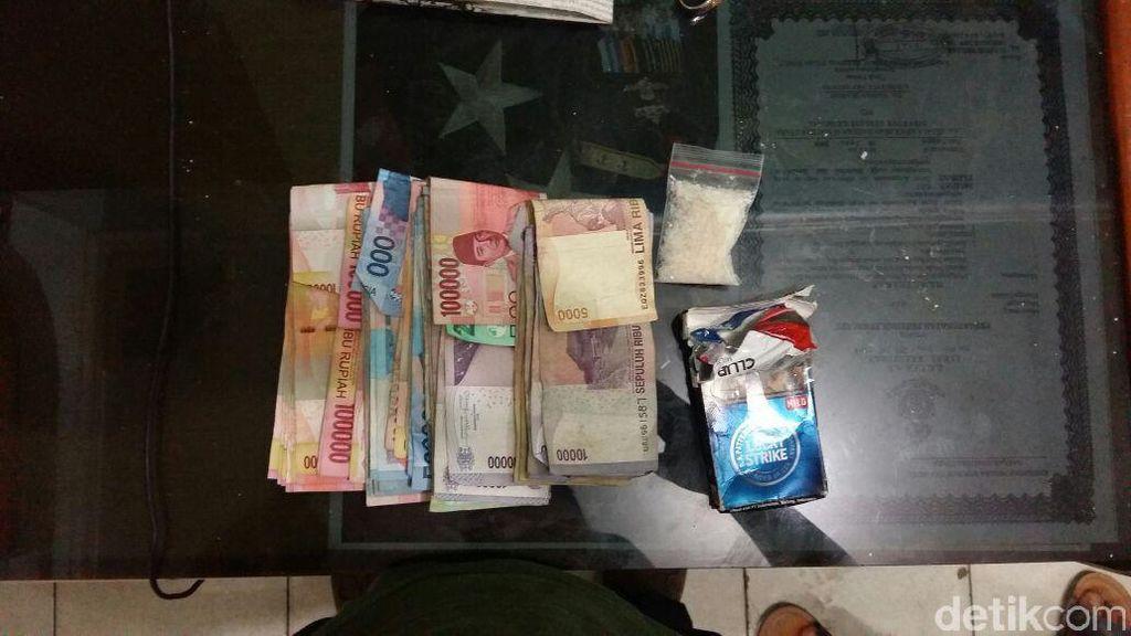 Polisi Tangkap Bandar Narkoba di Tanjungbalai Sumut, Sita Sabu dan Uang Jutaan