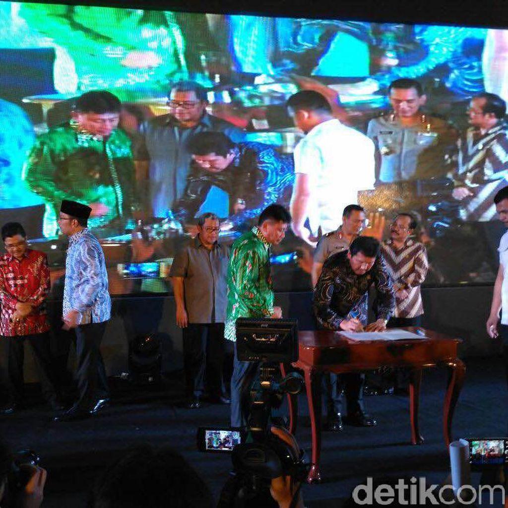 Di Bandung, Polres Banyuwangi Pamerkan 3 Inovasi Anti Kriminalitas dan Pungli