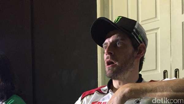 Crutchlow Ingin Awet di MotoGP seperti Rossi