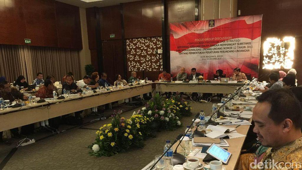 Paket Reformasi Hukum, Ini Petuah Begawan Hukum Bagir Manan untuk Jokowi