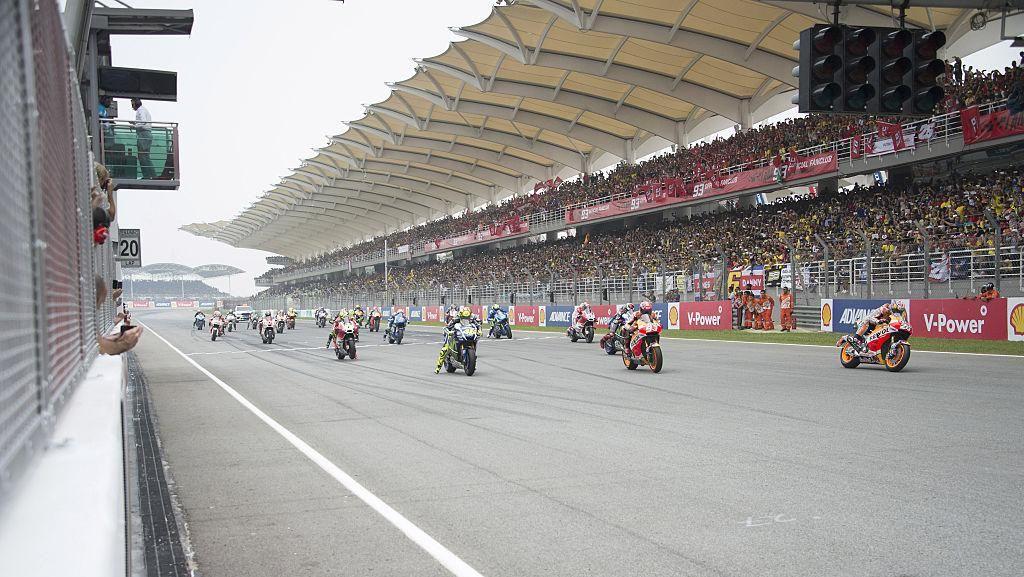Statistik MotoGP Malaysia