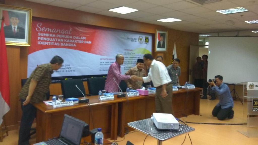 Hadiri Seminar F-PKS, Anies Baswedan Jadi Pembicara Soal Sumpah Pemuda
