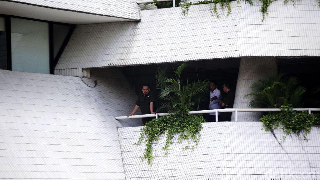 Saksi Sempat Lihat Korban Hendak Loncat Ketika Gondola Jatuh