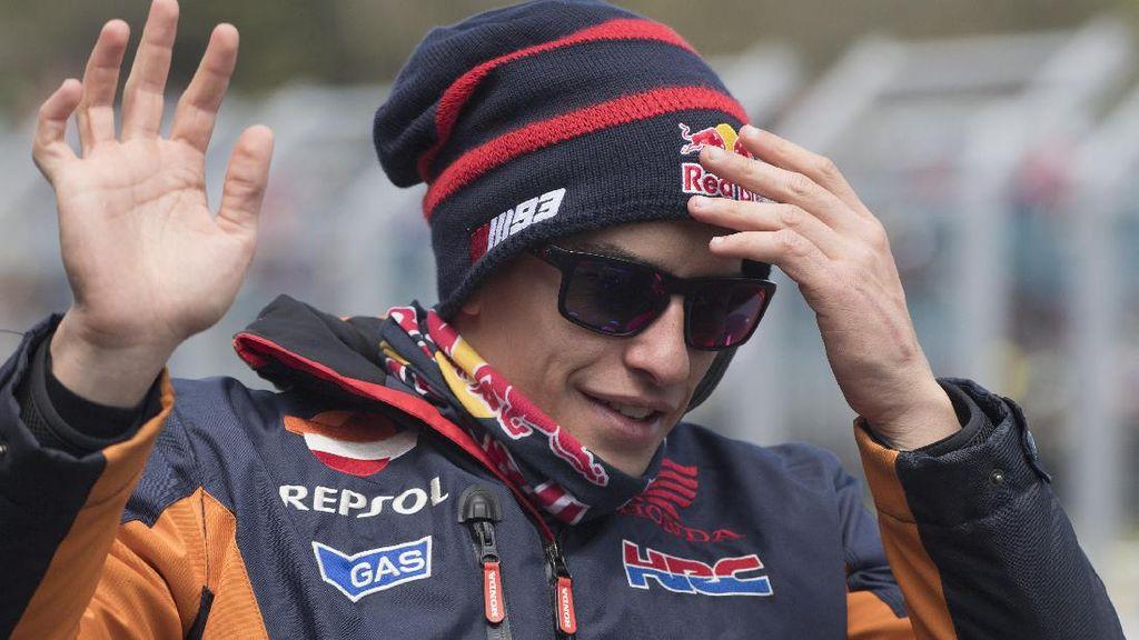 Wawancara dengan Marc Marquez: Soal Konsistensi, Mental, dan Rossi
