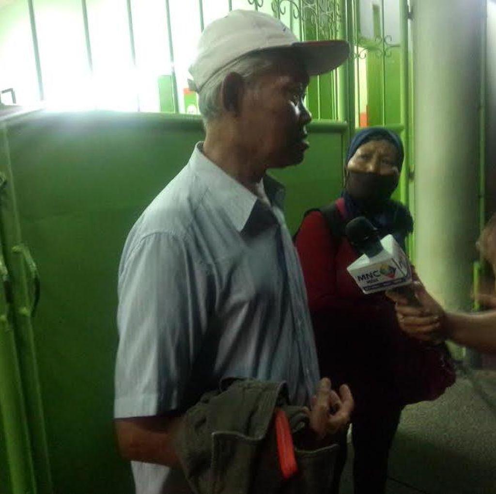 Keluarga Ikhlas Lepas Didi, Operator Gondola yang Jatuh di Intiland Tower