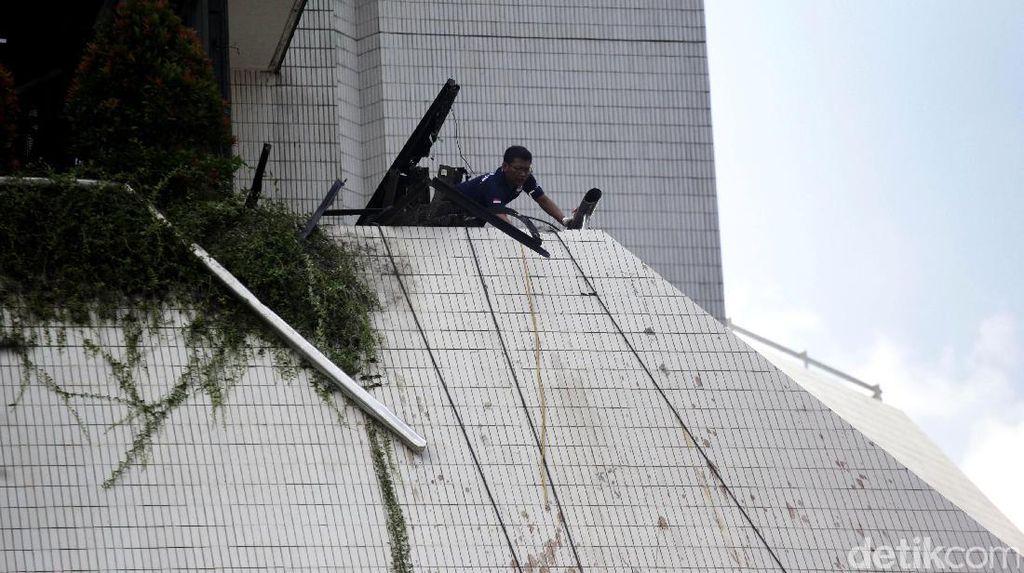 Polisi Sebut Pengoperasian Gondola di Intiland Tower Sudah Sesuai SOP