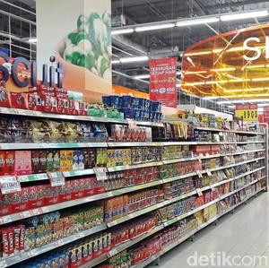 Promo Aneka Snack di Transmart Carrefour