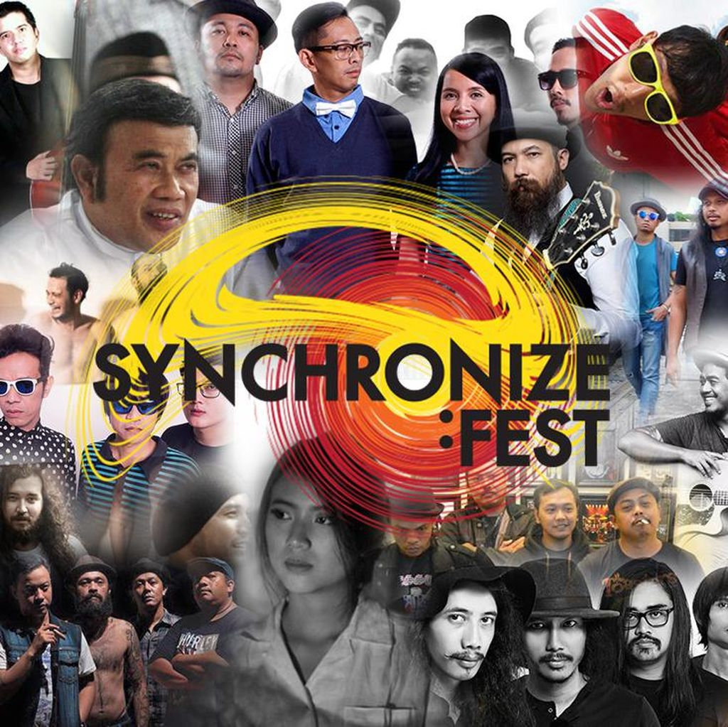 NTRL Akan Tampil di Hari Pertama Synchronize Fest