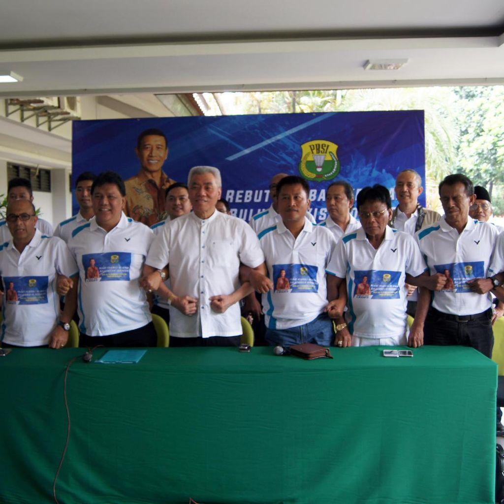 Wiranto Resmi Calonkan Diri Jadi Ketum PBSI, Didukung 18 Pengprov