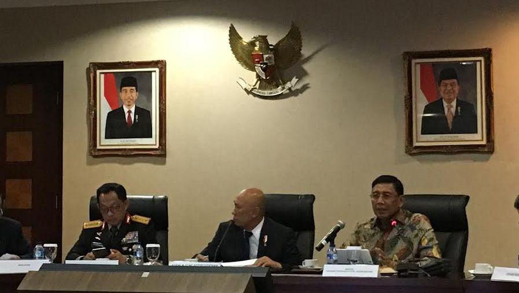 Capaian Jokowi-JK: Politik Stabil dan Uang Negara Rp 14,2 T Diselamatkan