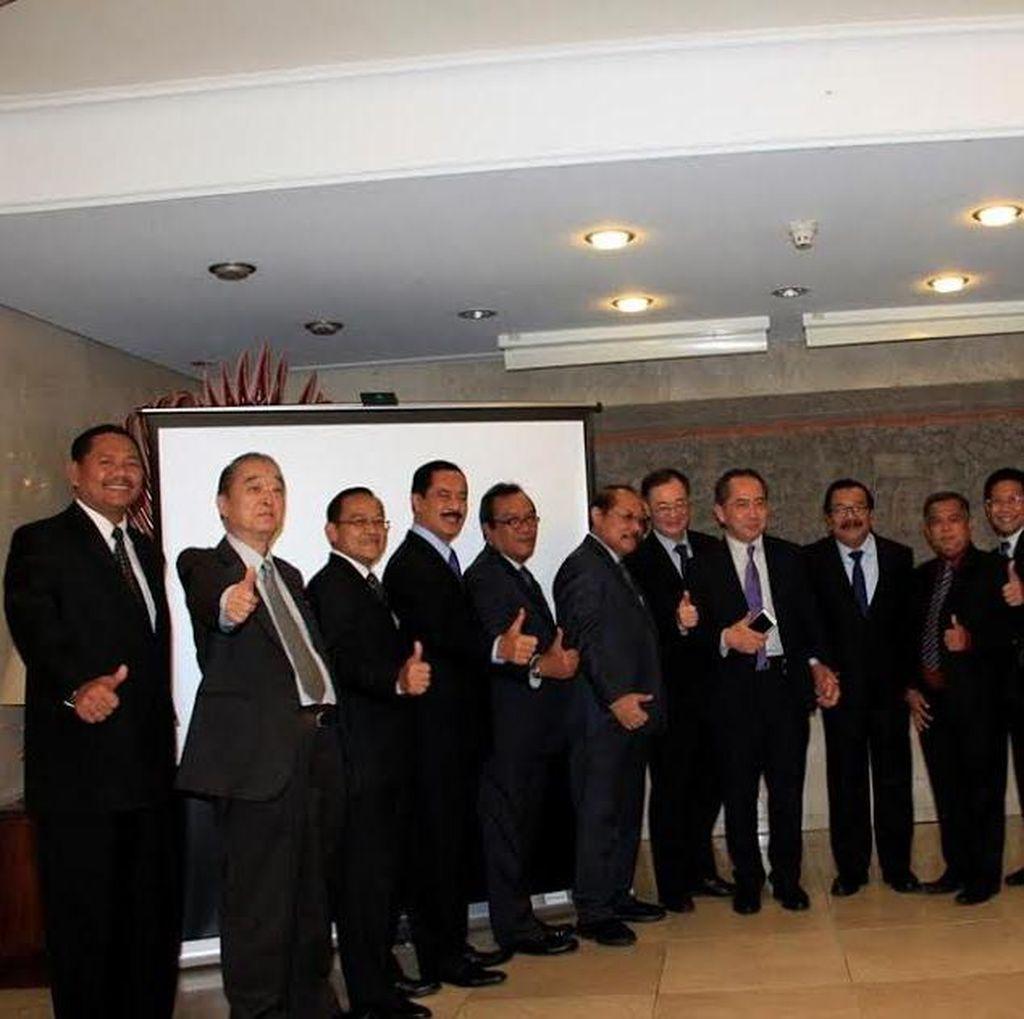 Kunker ke Jepang dan London, Gubernur Jatim dan Beberapa Pejabat Ajak Istri