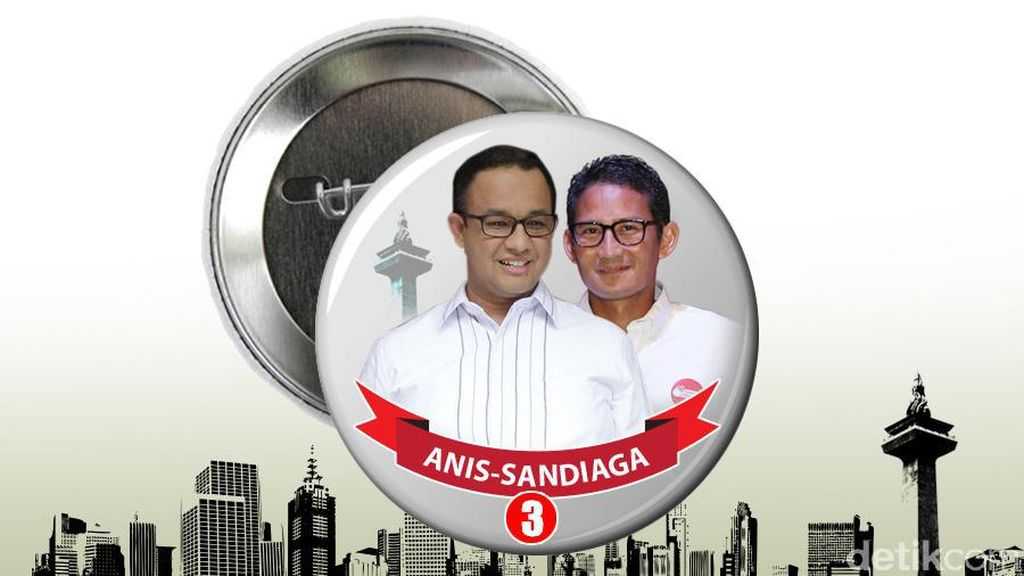 Hari Pertama Kampanye, Anies Tak Didampingi Sandi