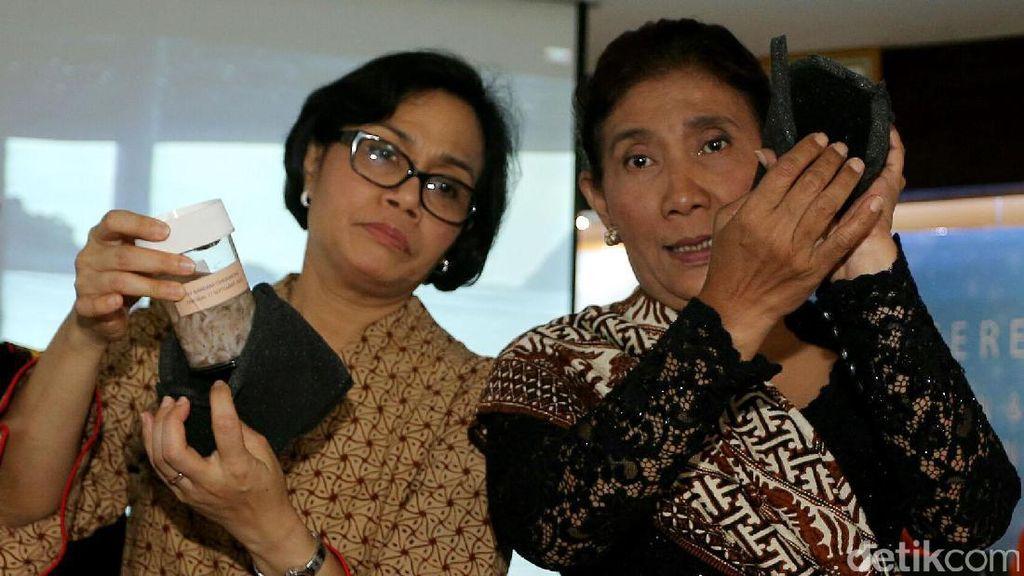 Gebrakan Duo Menteri Sri-Susi