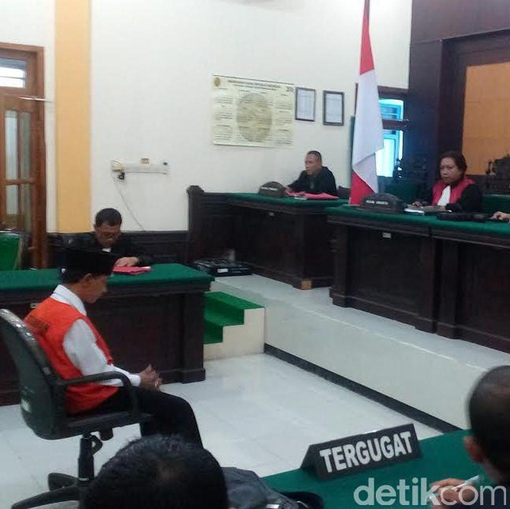 PNS di Mojokerto Divonis 5 Tahun Penjara Terbukti Cabuli Gadis SD