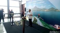Garuda Resmikan Penerbangan Langsung Jakarta-Labuan Bajo